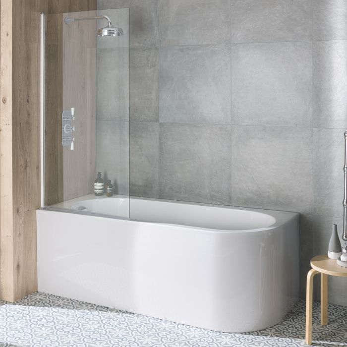 Ancorner Shower Bath