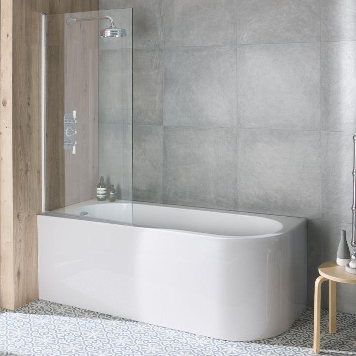 Ancorner Shower Bath