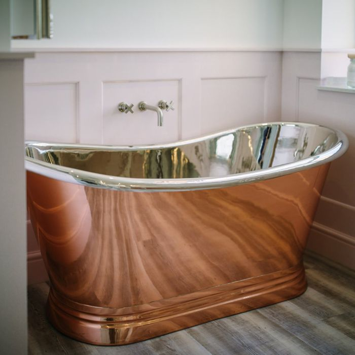 Copper/Nickel Boat Bath