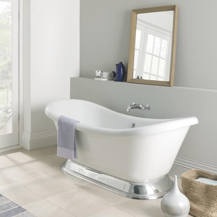 Excelsior Acrylic Bath with Plinth