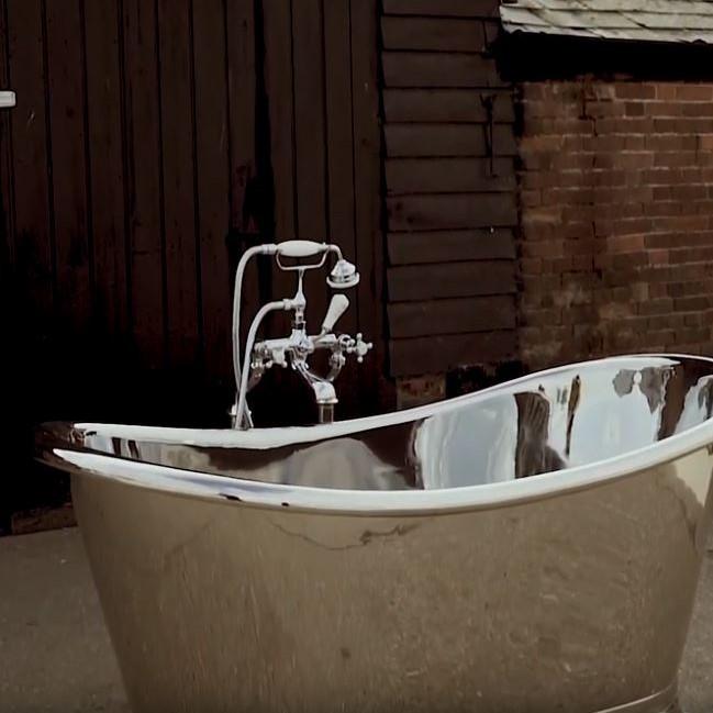 Nickel Boat Bath