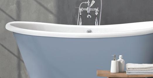 BC Designs traditional baths