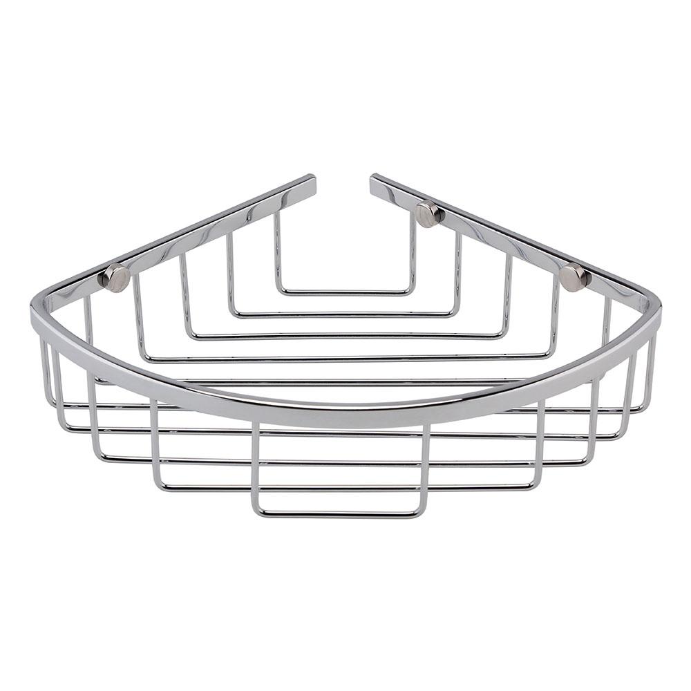 Victrion Corner Shower Basket