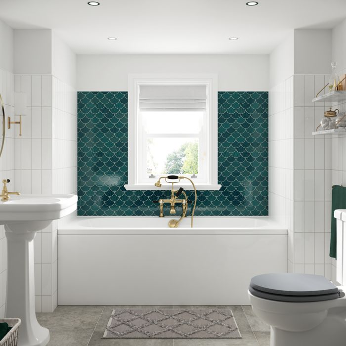 Lambert Double Ended Bath