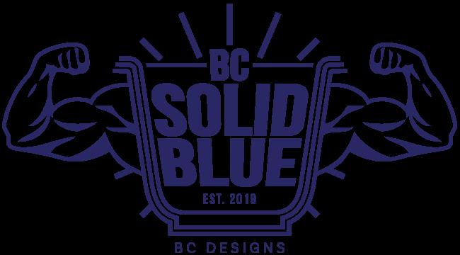 BC-Solidblue
