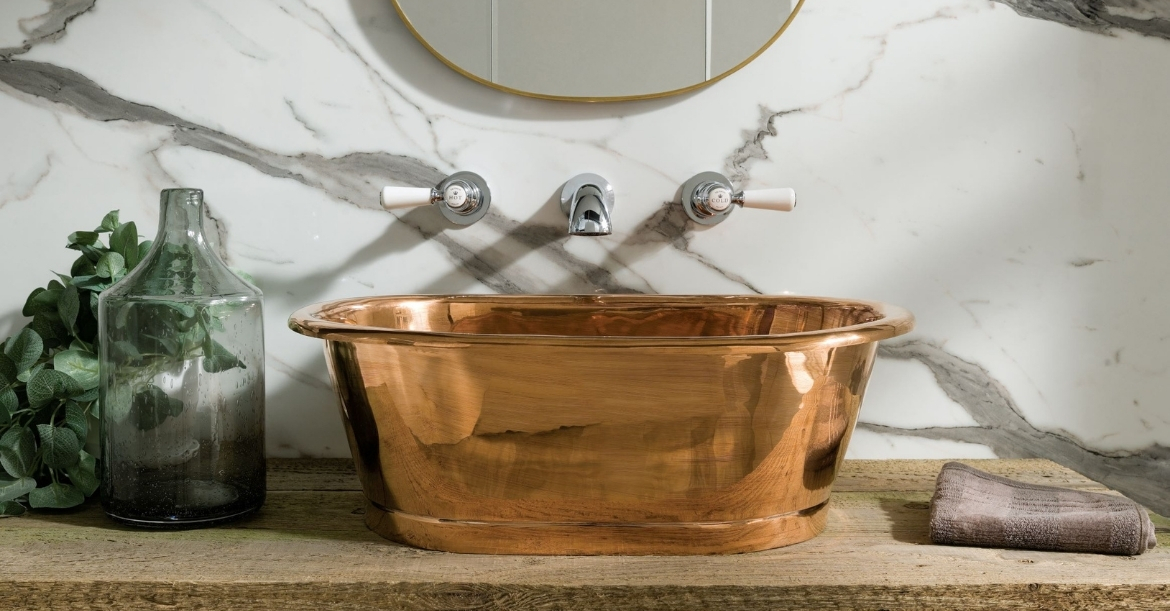 Copper Basins