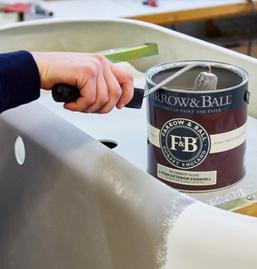 BC Designs bath painting service